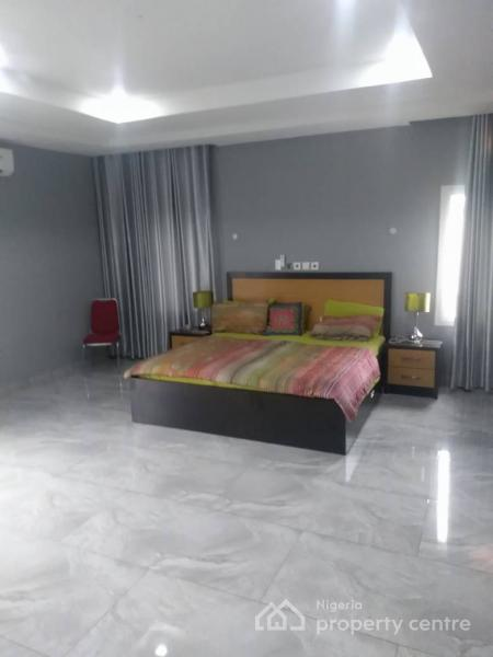 Luxury Finished and Exquisitely Furnished 5 Bedroom Terraced House, Utako, Abuja, Terraced Duplex for Rent