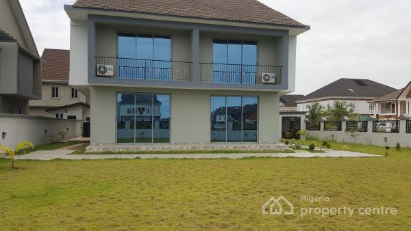 Exceptionally Designed 5 Bedroom Luxury Detached Duplex with 2 Domestic Quarters + Green Area  with Space for Pool, Pinnock Beach Estate, Lekki Phase 1, Lekki, Lagos, Detached Duplex for Sale