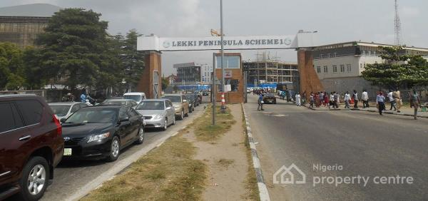 1200sqm Land for Sale, Lekki Phase 1, Lekki, Lagos, Mixed-use Land for Sale