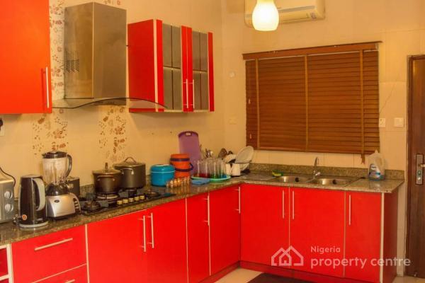 Blvgari, Off Allen Avenue, Allen, Ikeja, Lagos, Detached Duplex Short Let