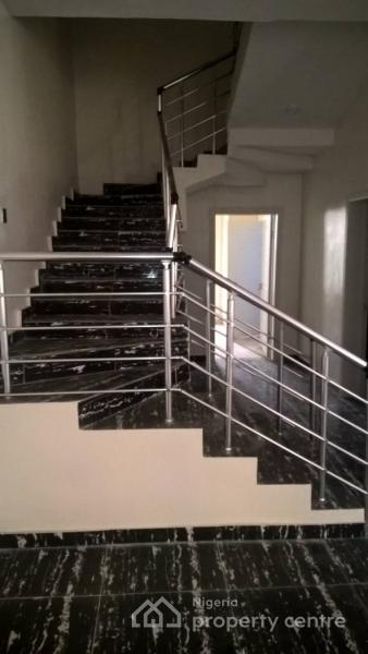 Luxury Lovely Finished 3 Bedroom Duplex, Abacha Road, Gra Phase 3, Port Harcourt, Rivers, Detached Duplex for Sale