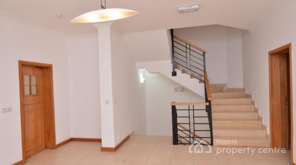 a Fantastically Built 4 Bedroom Terrace Duplex with Notch Facilities, Banana Island, Banana Island, Ikoyi, Lagos, Terraced Duplex for Rent