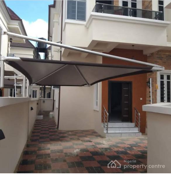 Duplexes, Agungi, Lekki, Lagos, Detached Duplex for Rent