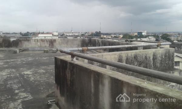 Commercial Property, Association Avenue, Ilupeju, Lagos, Commercial Property for Sale