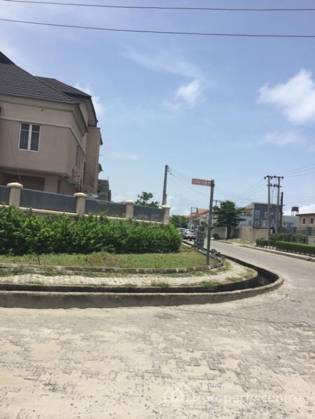 4 Bedroom Semi Detached Duplex with a Bq, Lekki Phase 2, Lekki, Lagos, Semi-detached Duplex for Rent