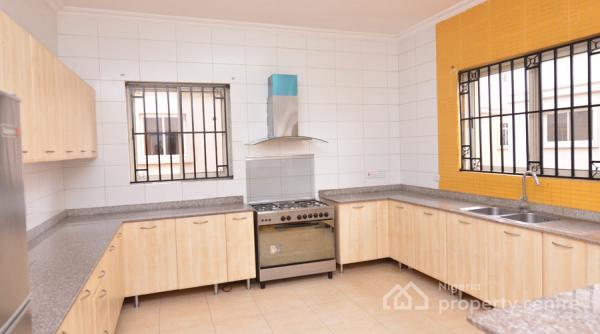 Contemporary Built 4 Bedroom Terrace Duplex, Banana Island, Ikoyi, Lagos, Terraced Duplex for Sale