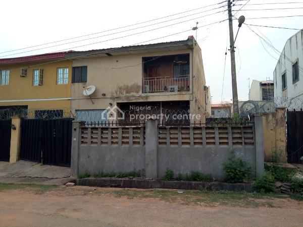 Well Located 3 Bedroom Terrace  Duplex, Kado, Abuja, Terraced Duplex for Sale