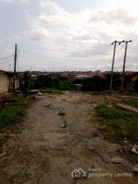 a Plot of Land, Emmanuel High Street, Ogudu, Lagos, Mixed-use Land for Sale
