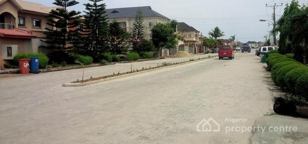650sqm Land, Road 16, Ikota Villa Estate, Lekki, Lagos, Residential Land for Sale