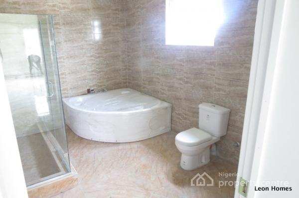 Luxury 4 Bedroom Semi Detached with Bq, Scintilla Close, By Chevy Alternative Route, Chevy View Estate, Lekki, Lagos, Semi-detached Duplex for Sale