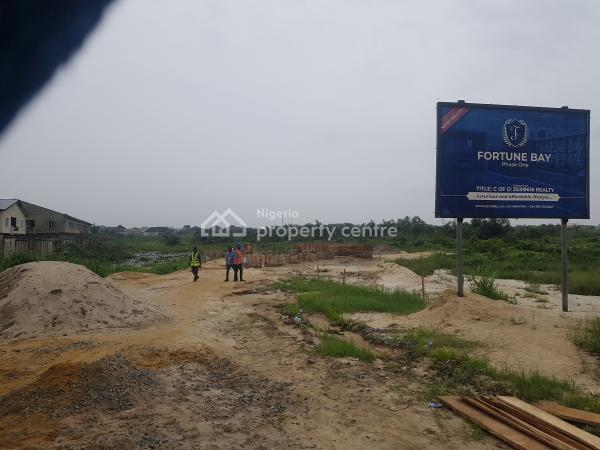 Fortune Bay Phase 1 By Lagos Business School with C of O, Lekki Gardens Estate, Ajah, Lagos, Residential Land for Sale