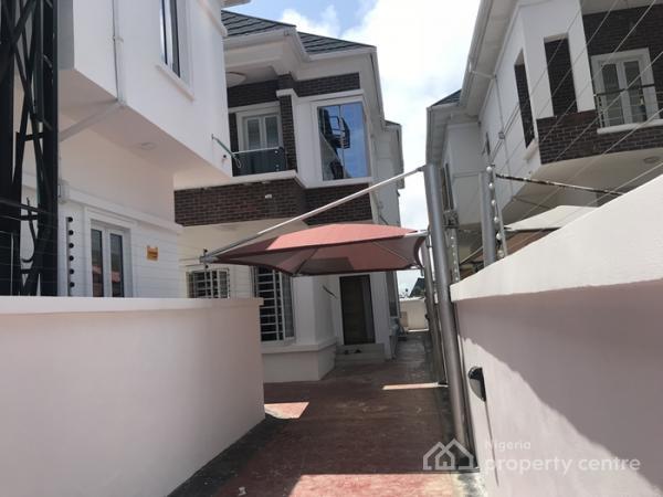 Lovely 4 Bedroom Duplex, Agungi, Lekki, Lagos, Semi-detached Duplex for Sale