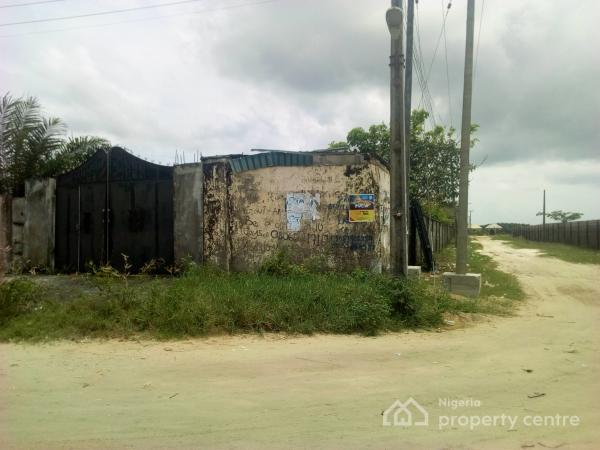 Facing The Road 2 Plots at Abijoh, Opposite Abijoh Gra, Corona School, Crown Estate, Ajah, Lagos, Commercial Land for Sale