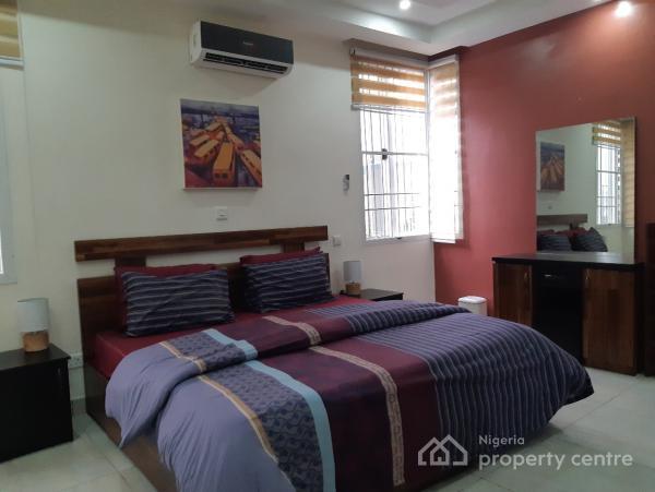3 Bedroom Fully Serviced Apartment, Ozumba Mbadiwe, Victoria Island (vi), Lagos, Flat Short Let