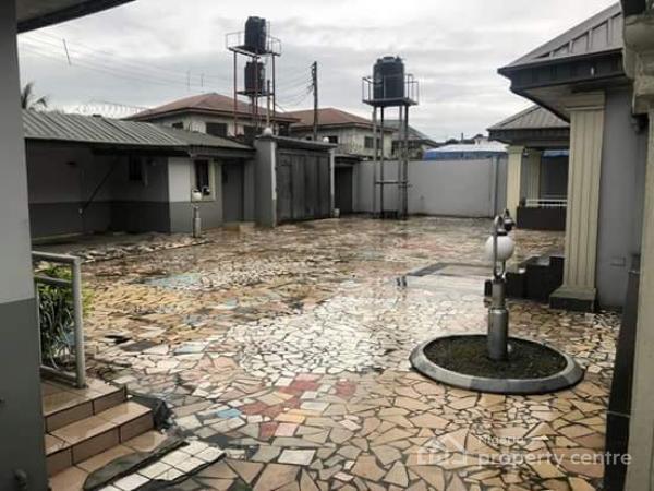 5 Bedroom Flat, Agip Estate, Port Harcourt, Rivers, Flat for Sale