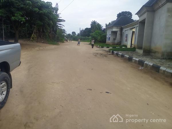 Strategic Commercial Plot of Land Measuring 3065sqm at Mbak Ikot Oku-itam, Uyo, Opposite Akwa Ibom Transport Company Limited (aktc), Uyo, Akwa Ibom, Mixed-use Land for Sale