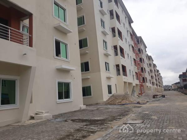 3bedroom Flat Carcass in a Serviced Estate, Chevron Drive, Chevy View Estate, Lekki, Lagos, Flat for Sale