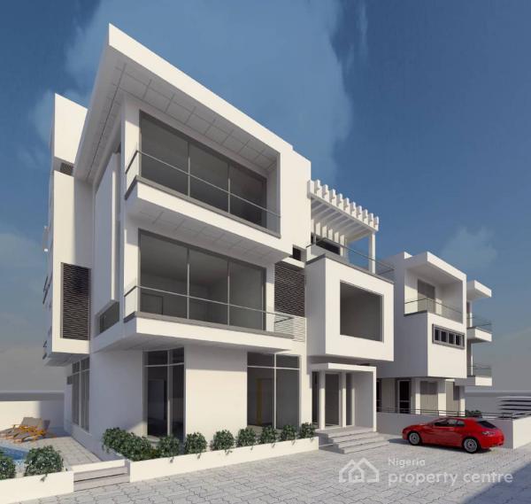 Luxury 7 Bedroom Detached House, Banana Island, Ikoyi, Lagos, Detached Duplex for Sale