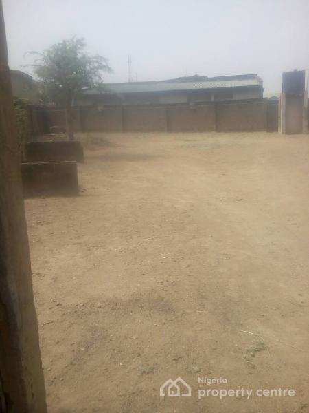 Bungalow Plus a Plot of Land in a Gated Estate, Akala Gra, Akobo, Ibadan, Oyo, Detached Bungalow for Sale