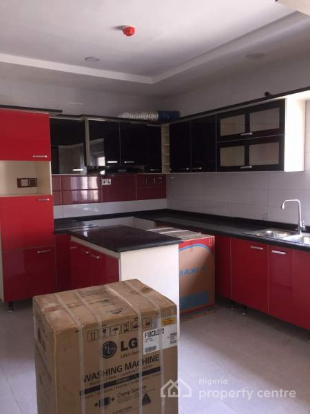 Teastfully Serviced 3 Bedroom Flat with Bq for Sale, Victoria Crest Apartment Beside Pinnock Beach Lekki #50m, Victoria Crest Apartment Beside Pinnock Beach  Osapa, Osapa, Lekki, Lagos, House for Sale