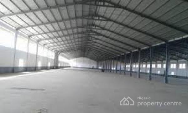 70 Plots of Land with Massive Gigantic Warehouse, Slughter, Trans Amadi, Port Harcourt, Rivers, Warehouse for Sale