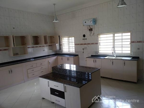 a Tastefully Finished New 5 Bedroom Semi Detached Duplex with 2 Room Bq, Jabi, Abuja, Semi-detached Duplex for Rent
