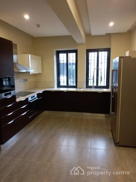 Tastefully Finished One Bedroom Apartment with Bq, Madeira Street, Maitama District, Abuja, Mini Flat for Rent