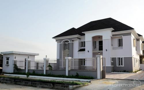 Luxury 5 Bedroom Fully Detached House Lekki Lagos Asareel Nigeria Limited