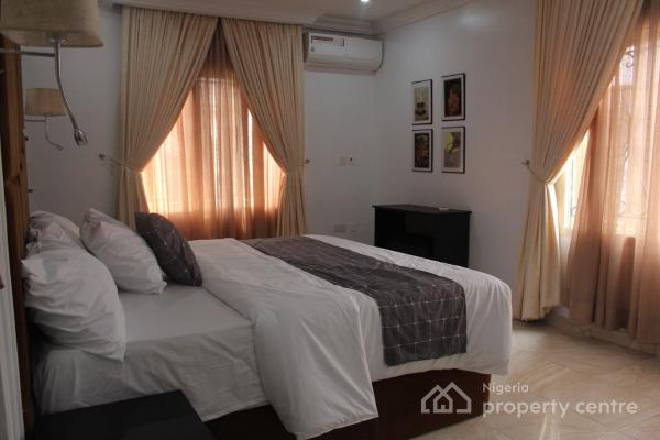 Lovely and Spacious Furnished 4 Bedroom Semi Detached Duplex, Off Admiralty Way, Lekki Phase 1, Lekki, Lagos, Semi-detached Duplex Short Let