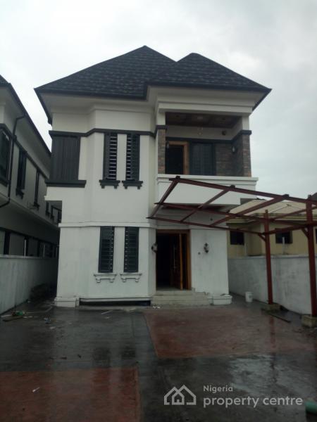 Most Luxurious 5 Bedroom Detached Duplex, Osapa, Lekki, Lagos, Detached Duplex for Sale