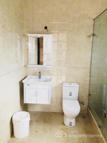 Newly Built Six Bedroom Semi Detached House with Bq, Victory Park, Osapa, Lekki, Lagos, Semi-detached Duplex for Sale
