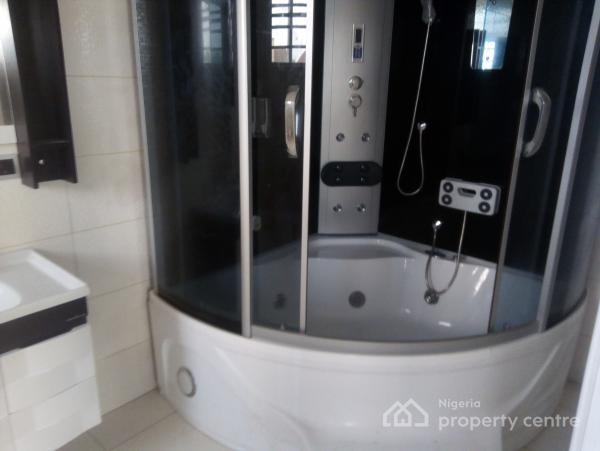 Tastefully Built Four Bedroom Semi Detached Duplex with a Room Boys Quarter, Ikota Villa Estate, Lekki, Lagos, Semi-detached Duplex for Sale