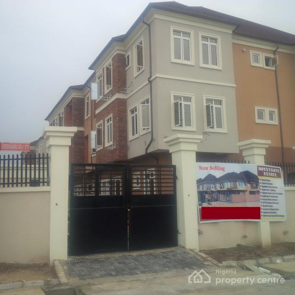New and Tastefully Finished 5 Bedroom Duplex with Bq, Ologolo, Lekki, Lagos, Semi-detached Duplex for Sale