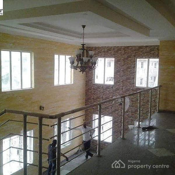 For Sale Tastefully Designed Interior Exterior Marble Finished 7 Bedroom Luxury Mansion Duplex With 2 Bedroom Bq Ibeshe Ikorodu Lagos 7 Beds 8 Baths Ref 303628