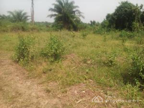 Large Expanse of Land: 25.12 Hectares of Empty Land, I.e 375 Plots, Block B, Plot 1, Lekki, Lagos, Commercial Land for Sale