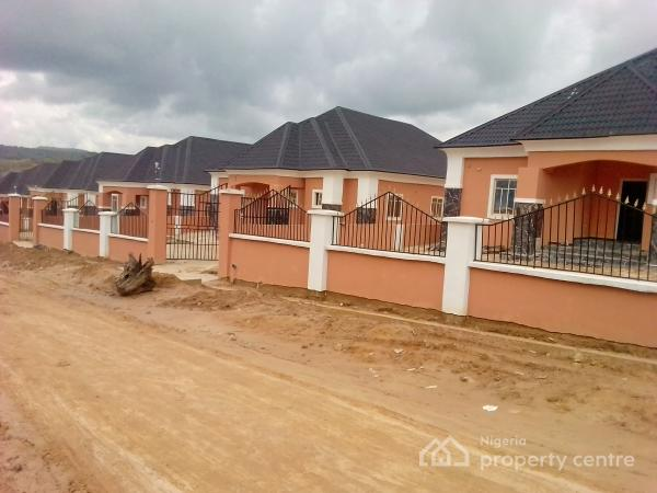 Buy Mortgage Driven 4 Bedrooms Bungalow (all En-suit) Detached Bungalow with 10years Payment Plan, Winners Estate, Legacy Layout, Phase 6, Trans Ekulu, Enugu, Enugu, Detached Bungalow for Sale