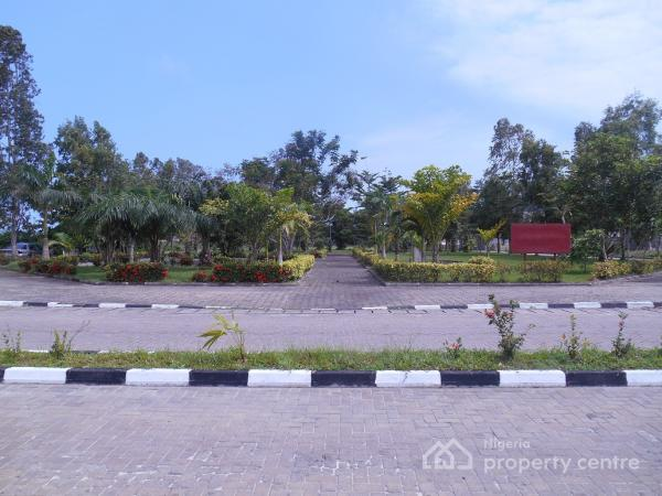 580sqm Land, Fountain Springville Estate, Monastery Road, Sangotedo, Ajah, Lagos, Residential Land for Sale