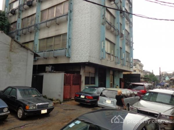 a Commercial High Rise Building, Lake Street, Off Broad Street, Marina, Lagos Island, Lagos, Office Space for Sale