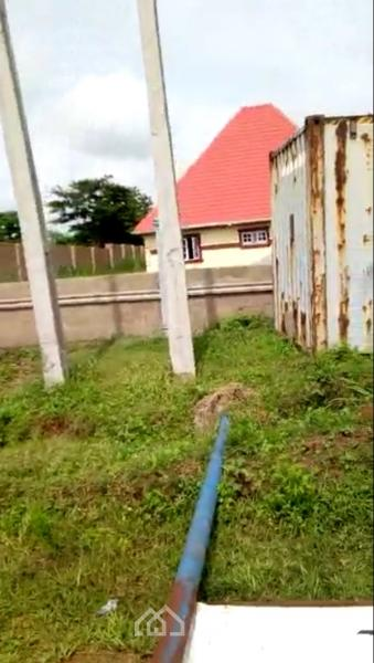 8 Units Brand New 3 Bedroom Bungalow on 36 Plots  of Land, Lakeview Royal Garden Estate, Ewekoro, Ogun, Detached Bungalow for Sale