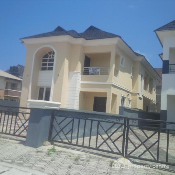 Luxury New 5 Bedroom Fully Detached Duplex Tastefully Finished with Bq, Lekki County, Ikota Villa Estate, Lekki, Lagos, Detached Duplex for Sale
