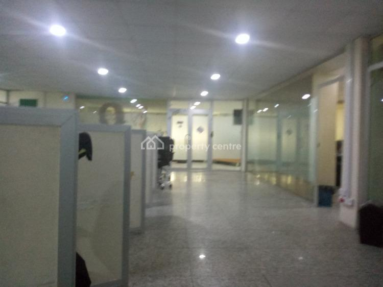 Exquisitely-prepped 4 Floors Office Building with at Least 1,200sqms+ Gross Lettable Area, Victoria Island (vi), Lagos, Office Space for Sale