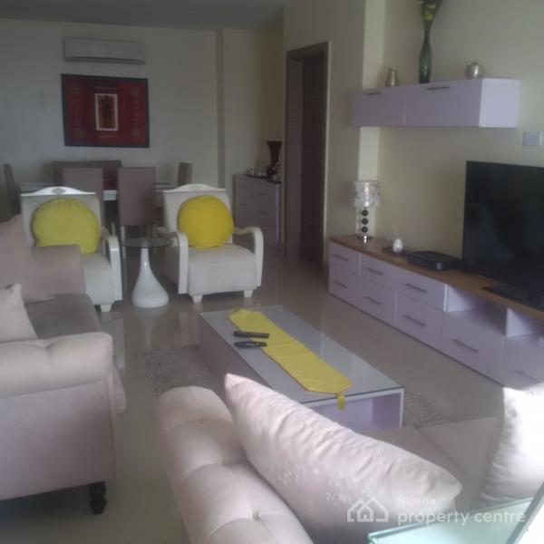 Furnished Luxury Three Bedroom Apartment, Kofo Abayomi, Victoria Island (vi), Lagos, Flat for Rent