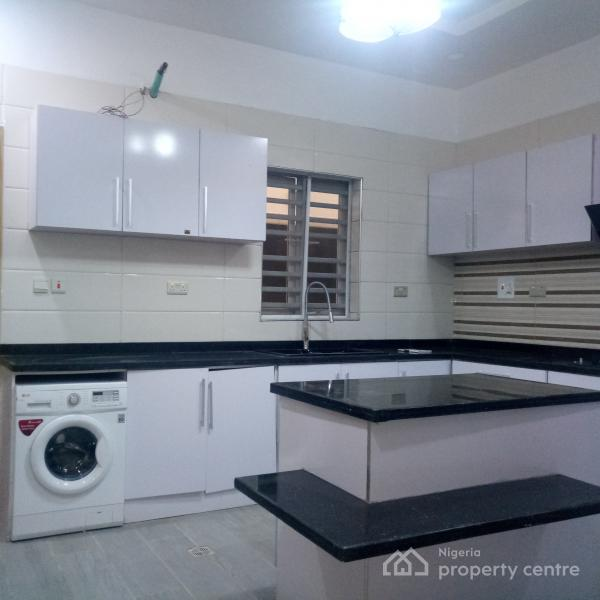 Lovely and Charming Tastefully Well Finished 5 Bedroom Detached Duplex with Bq and Standard Fitted Kitchen, Osapa, Lekki, Lagos, House for Rent