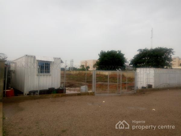 2,380 Sqm of Commercial Land with Building Plan Approval for a Plaza, Off Wuse2 Gwarimpa Express Way Kado, Behind Naff Conference Center, Kado, Abuja, Commercial Land for Sale