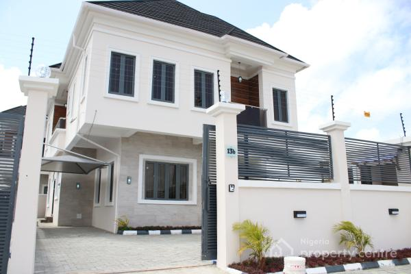 For Sale Newly Built 5 Bedroom Fully Detached Duplex