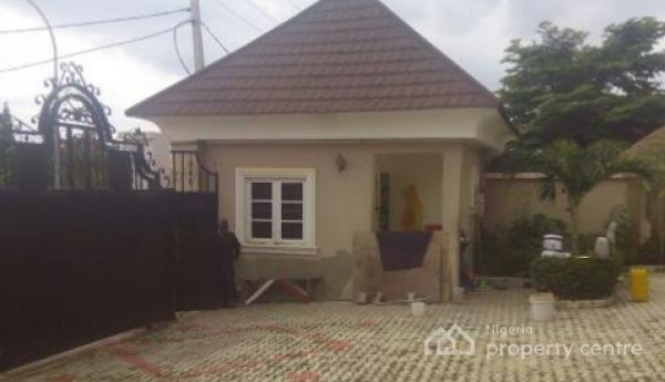 Luxury 5 Bedroom Duplex with 2 Room Bq, Asokoro District, Abuja, Detached Duplex for Rent
