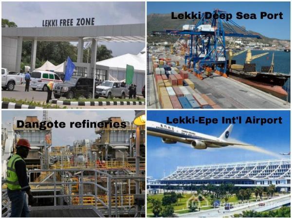 Gracias Commercial Land in Ibeju Lekki, By Dangote Refinery, Okunraiye, Ibeju Lekki, Lagos, Commercial Land for Sale
