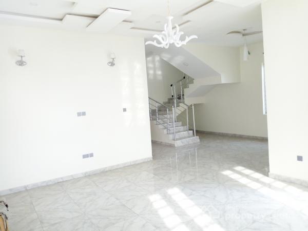 Brand New 5 Bedroom Fully Detached Duplex, Chevy View Estate, Lekki, Lagos, Detached Duplex for Sale