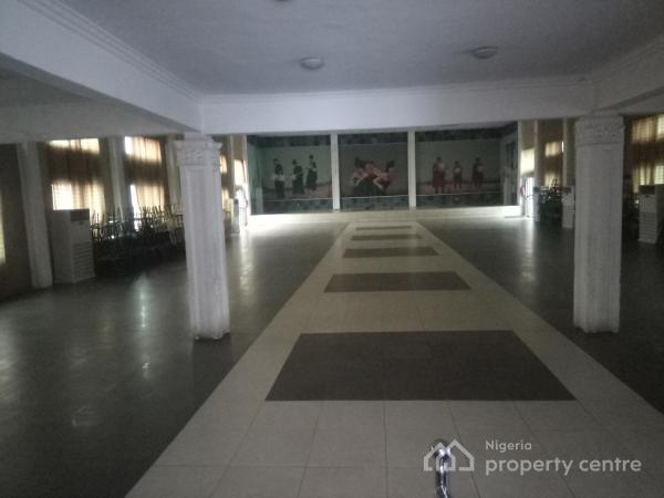 1500 Sitting Capacity Event Center, Jericho, Ibadan, Oyo, Commercial Property for Sale