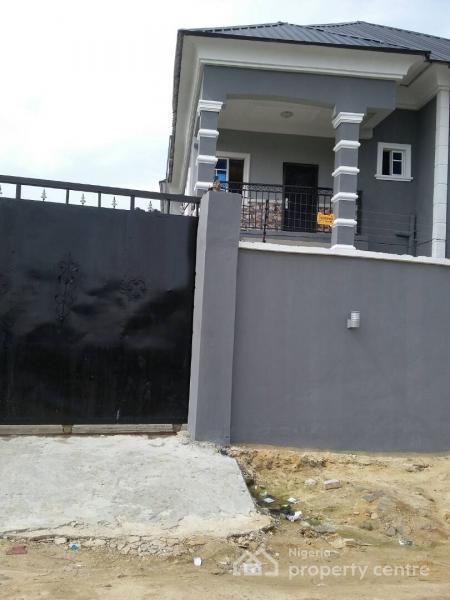 Newly Built 6 Units Flats, Lekki Palms City, Ado Road, Ado, Ajah, Lagos, Flat for Sale